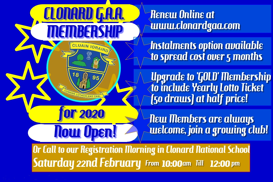 Membershipregday2020 poster