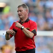 Referee barry kelly
