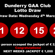 Lotto 20march 204