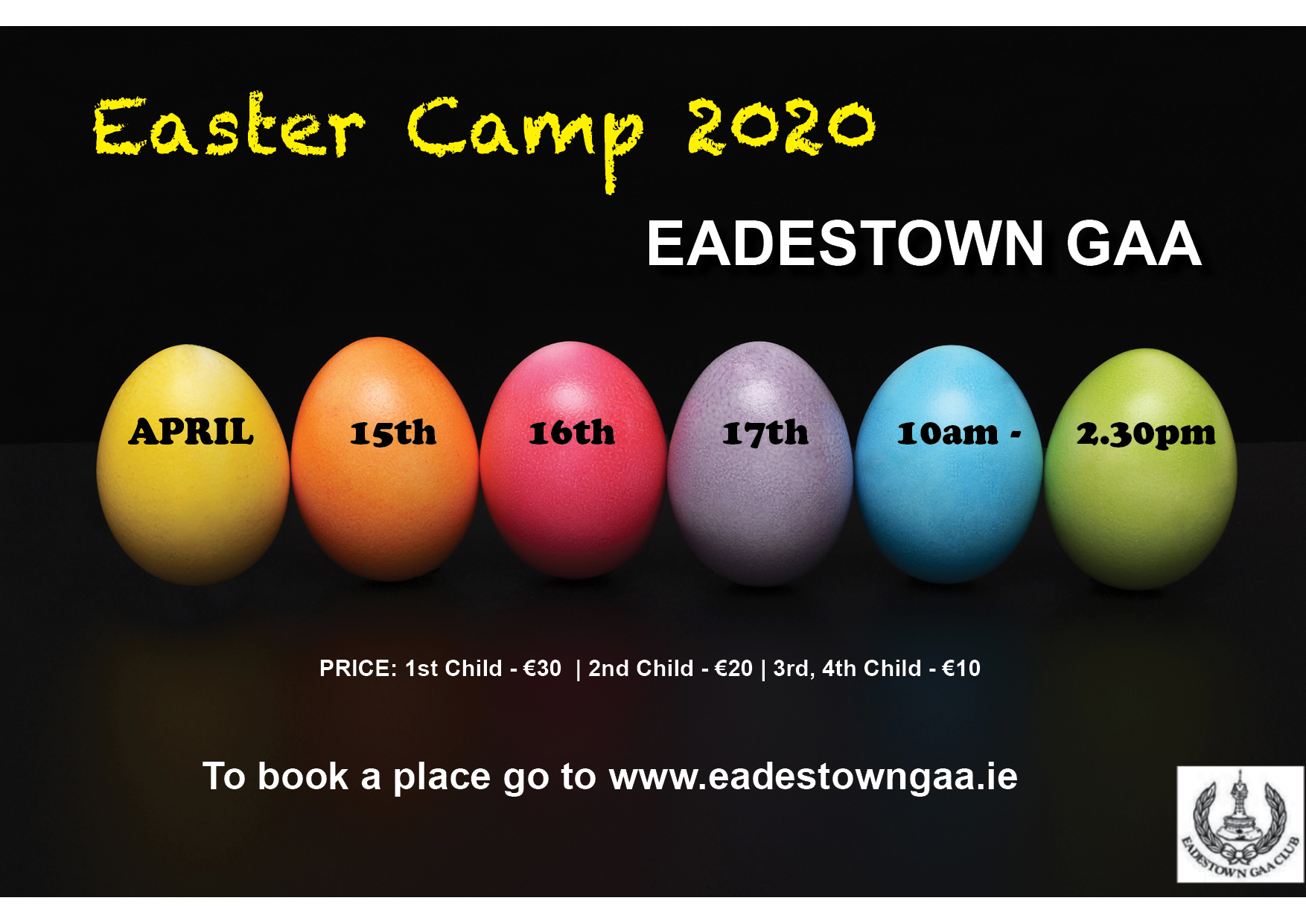 Easter 20camp 202020