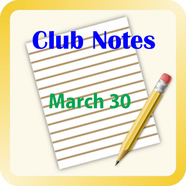 Notes 2030 20march