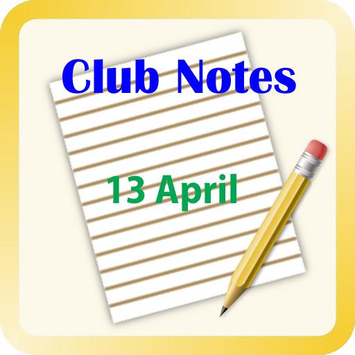 Notes 2013 20april