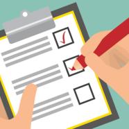 Social checklist