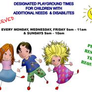 Playground 20times