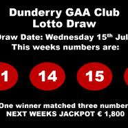 Lotto 2015.7.20