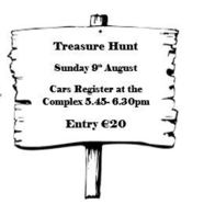 Tresure 20hunt 20sign