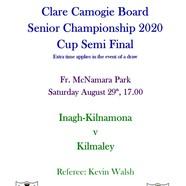 Senior 20semi 20final 20inagh 20kilnamona 20v 20kilmaley