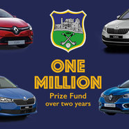 Tipp draw 1 million prize fund