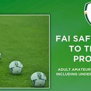 Fai 20safer 20return 20to 20training 20protocol