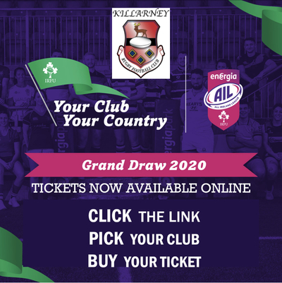 Your Club Your Country Tickets on sale ONLINE!