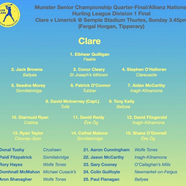 Clare 20snr 20hurling 20team 20clubify