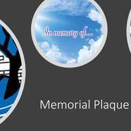 Memorial 20plaque
