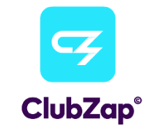 Clubzap 20logo 20white 20back