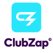 Clubzap 20logo 20white 20back