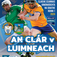 Munster senior hurling championship quarter final limerick v clare
