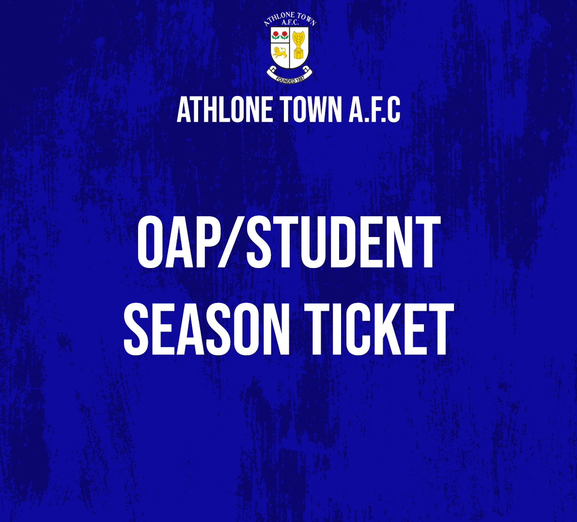 Athlone 20town 20oap 20student 20season 20ticket