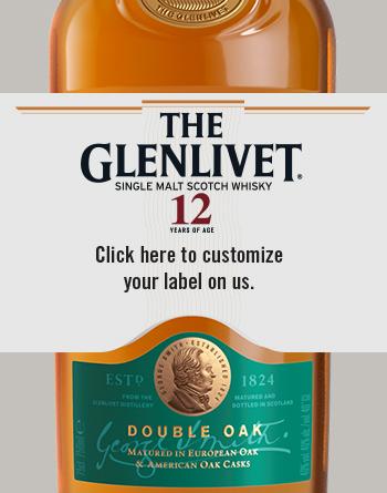 The Glenlivet Label Shop