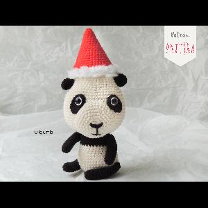 Oso panda Amigurumi, crochet paso a paso | Crochet.eu | 300x300