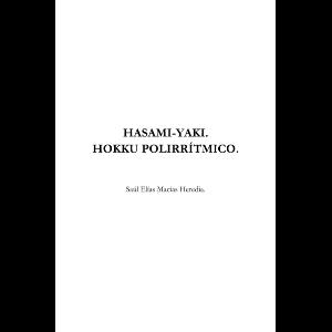 Hasami-Yaki (Hokku Polirrítmico)