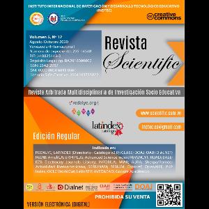 Revista Scientific - Vol 5 - N 17 - Agosto-Octubre 2020