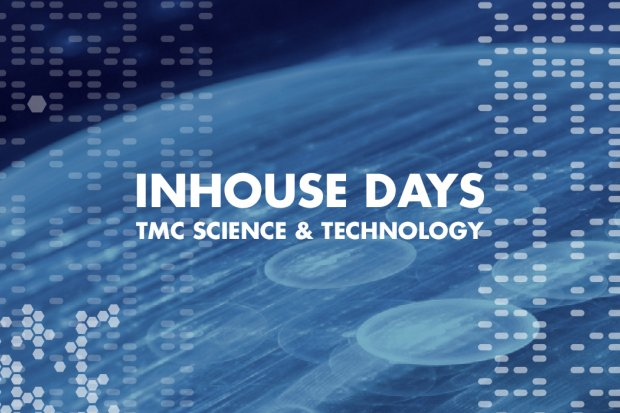 Inhouse Day TMC Science & Technology Utrecht 2021
