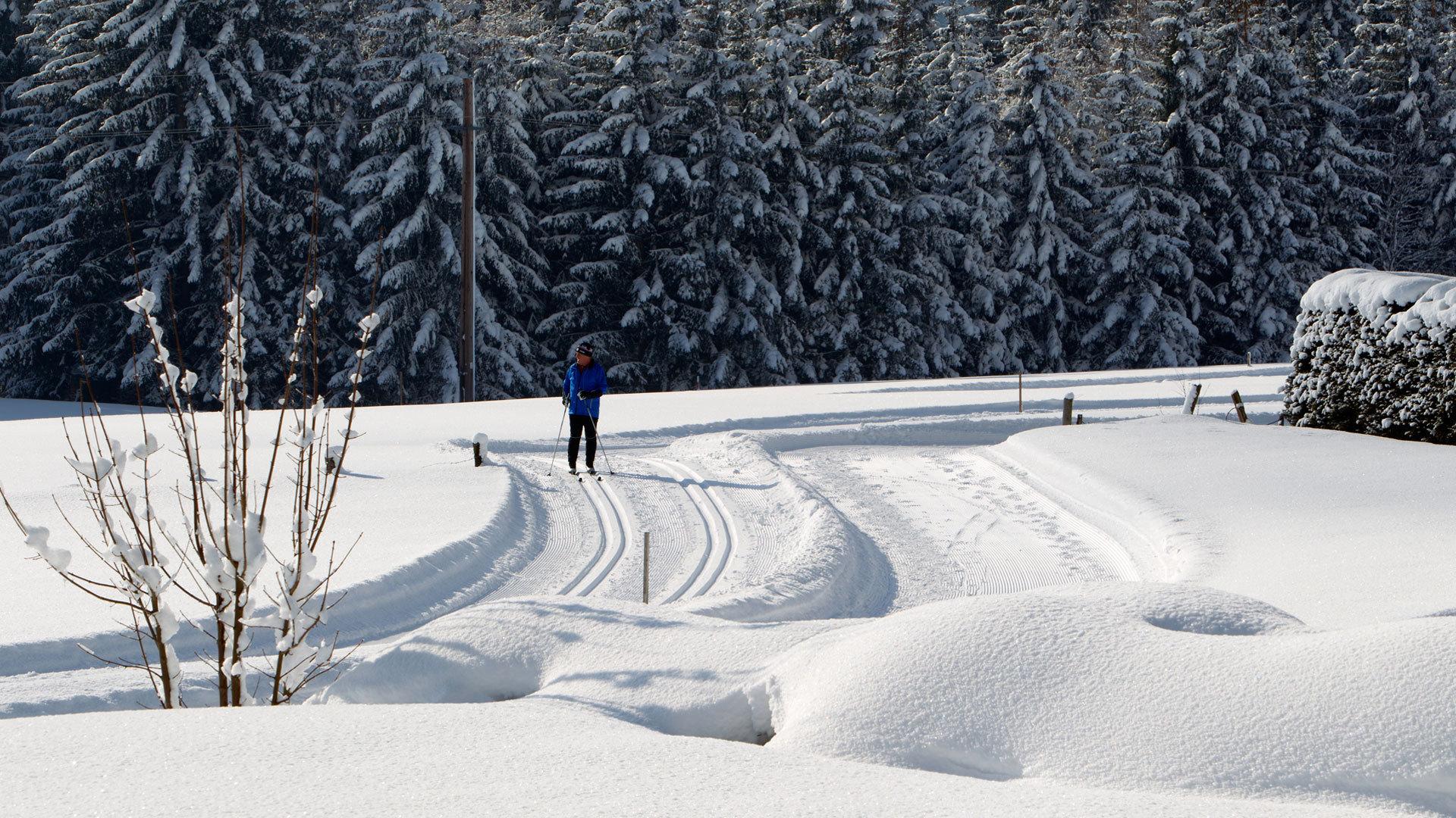 Langlaufen am Achensee