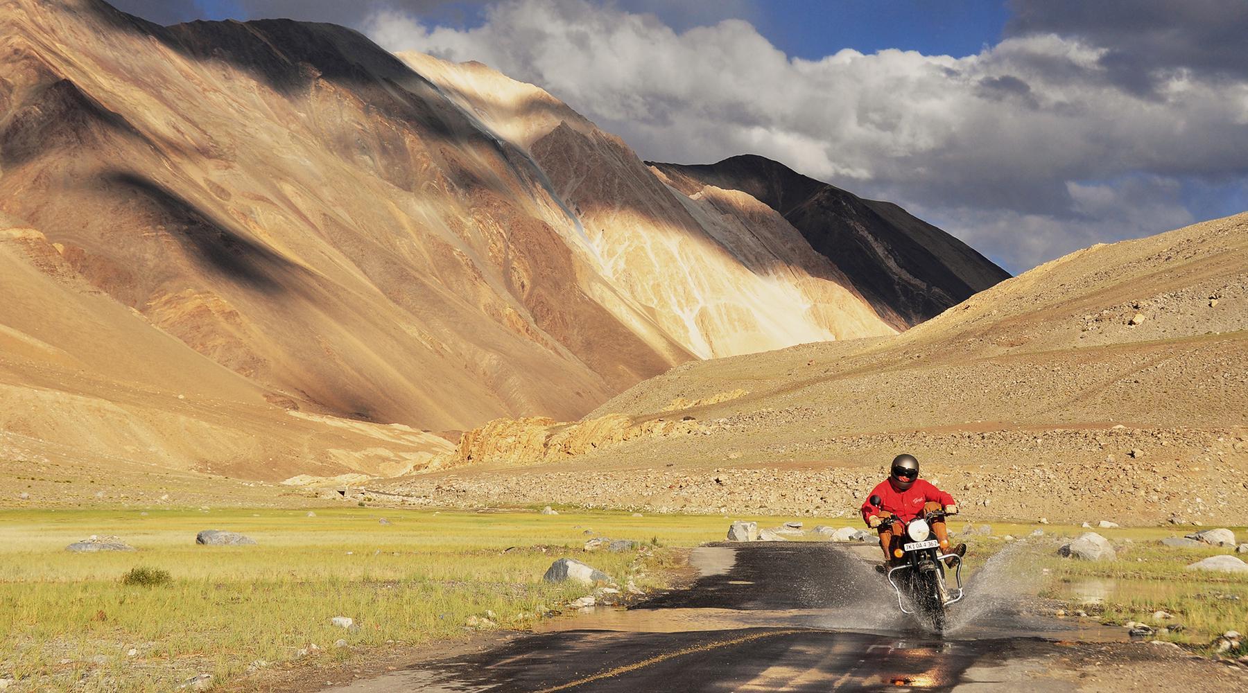 Way of the road - Himalaya Himalaya