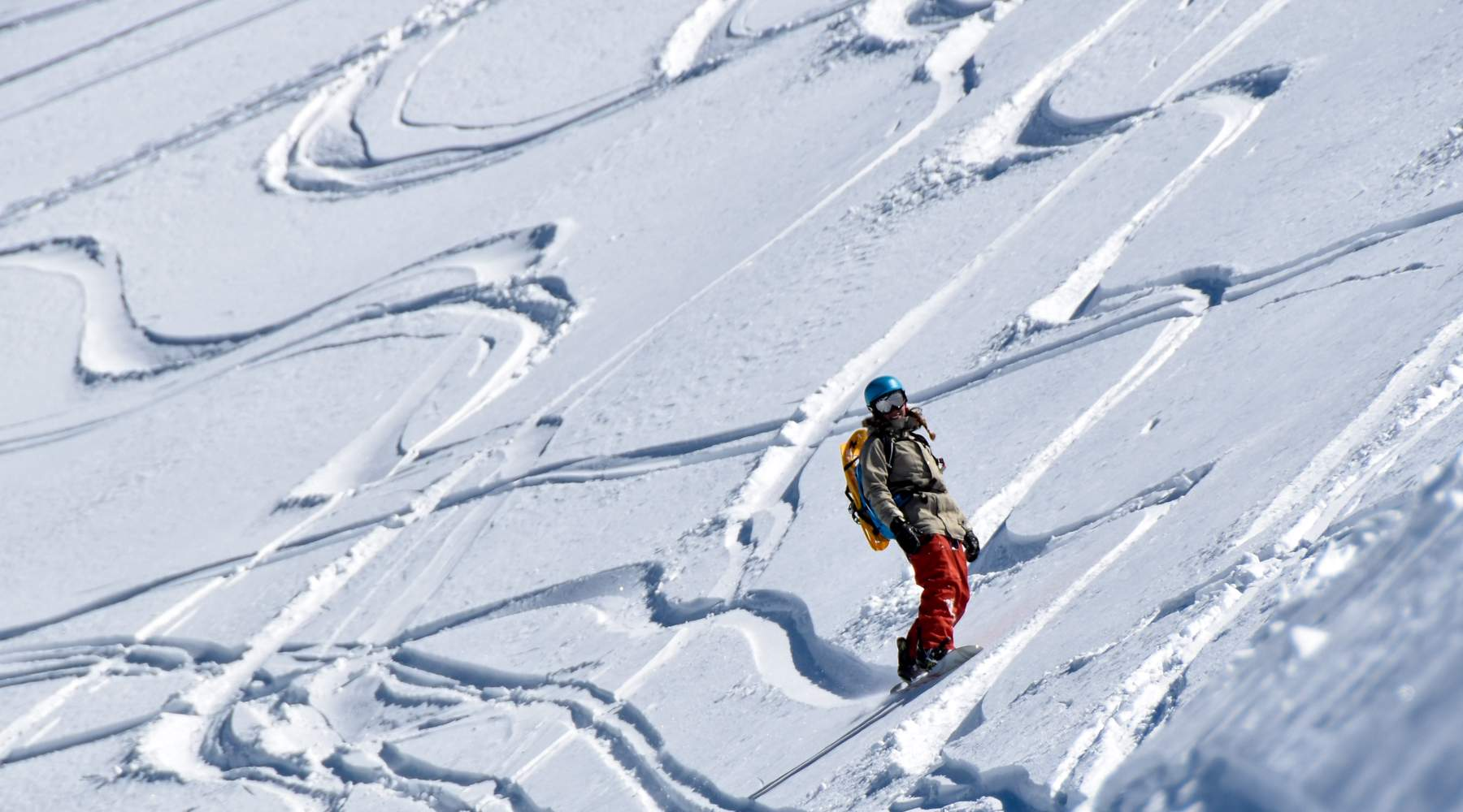Basecamp - Freeride Tour  Sulden, Italy