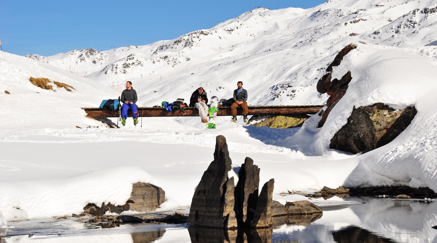 Back to Basics - Snow Camp France #072754b1-2e2e-48f8-ab84-569a015c2191