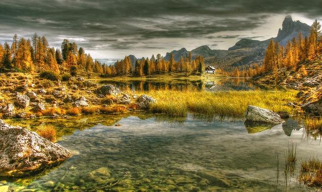 Dolomitok gyalogtúra, Cortina