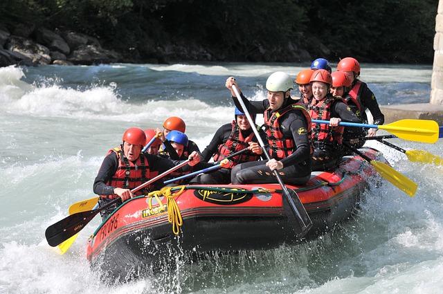 Rafting és via ferrata hétvége Ausztriában