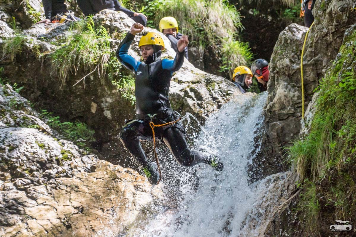 Canyoning Große Susec Slowenien #aa68ca79-0930-4ef9-afce-eafee6836edc