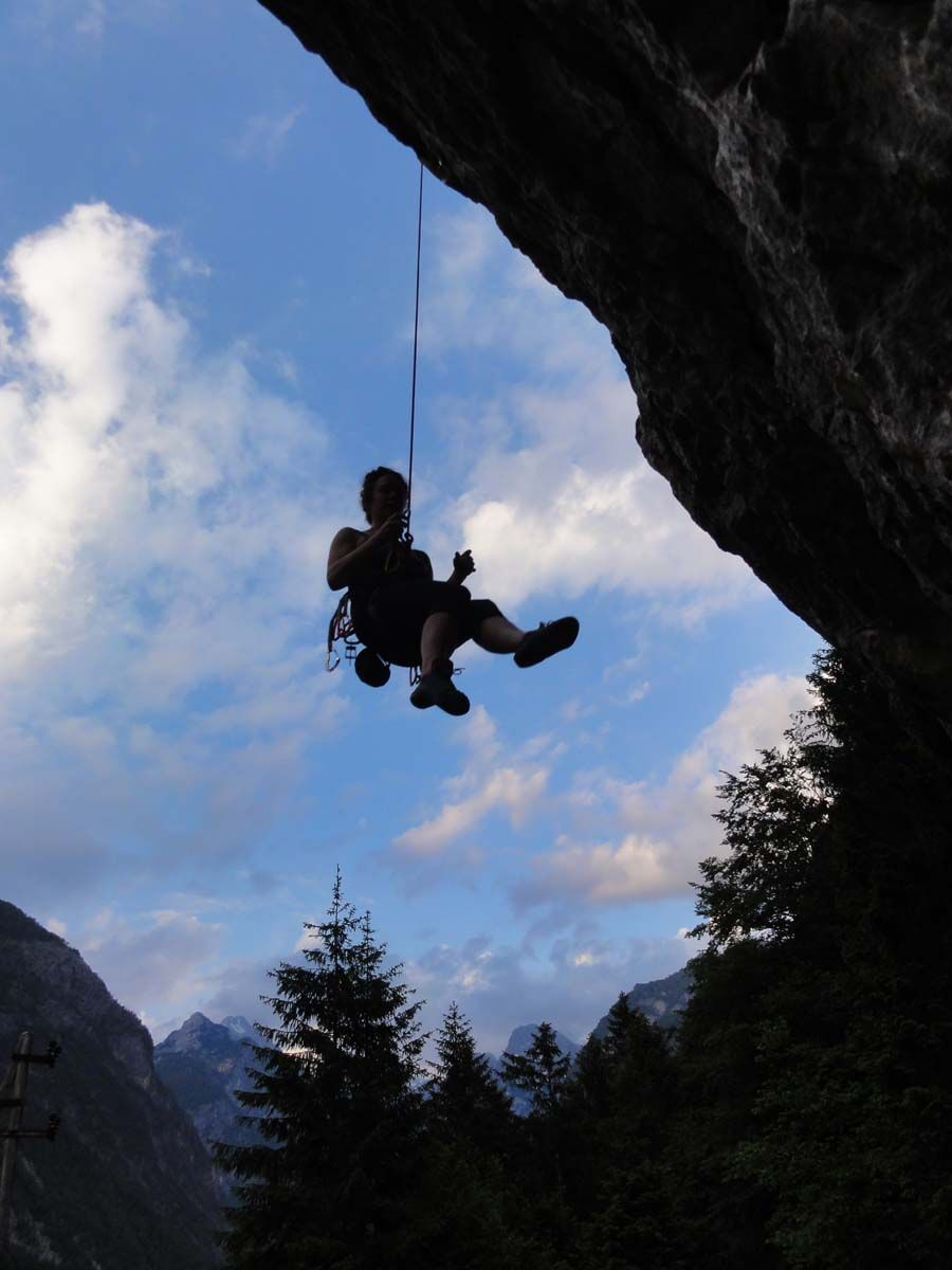 2 day climbing school in Bovec  Bovec,Slovenia