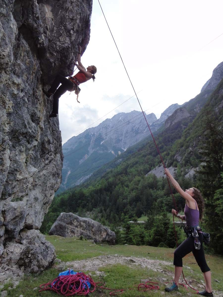 2 day climbing school in Bovec  Bovec,Slovenia #2d88834d-6679-4cd6-b8b6-b588027bf75c
