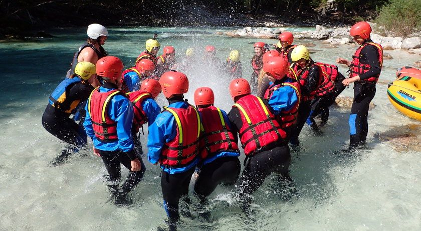 One day rafting trip in Bovec Bovec, Slovenia #86e09af4-61de-4b05-8dc1-b905bab280bb