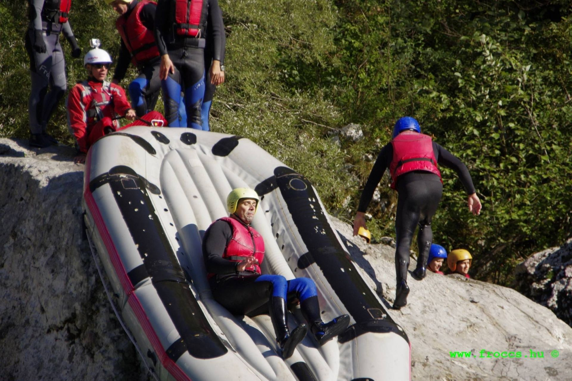 Rafting package on Soca (2 trips) Bovec, Slovenia #ee1d9dce-926f-4c64-becf-1d875ad89981