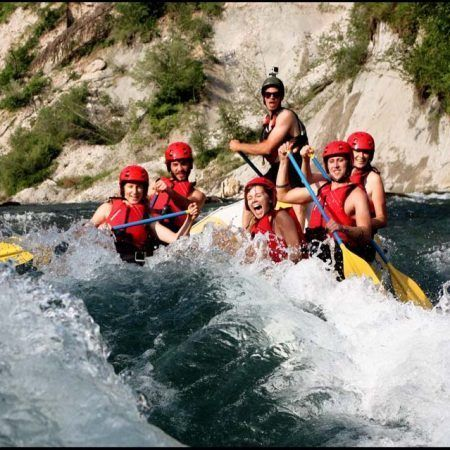 Canyoning, Rafting Bled Bled, Slovenia