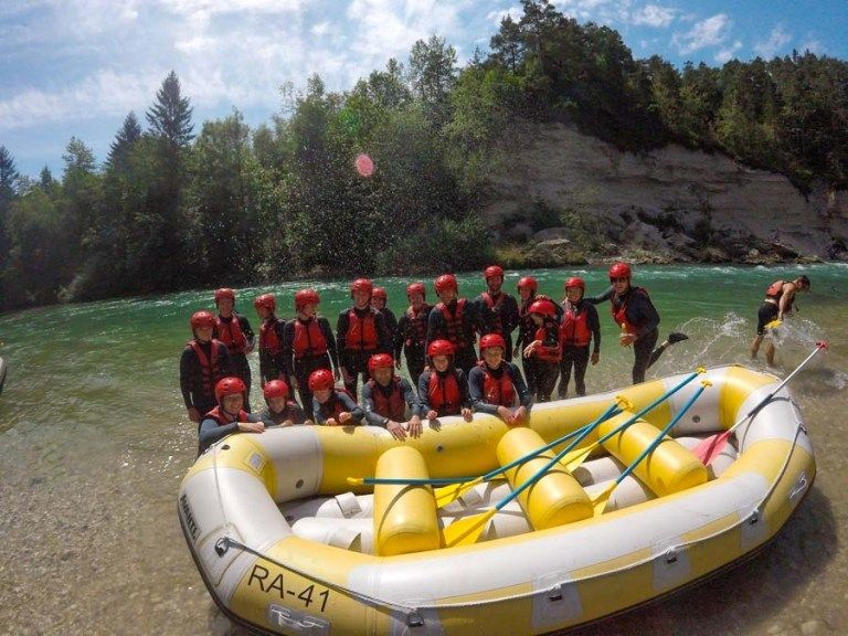 Canyoning & Rafting in Bled Bled, Triglav NP, Slovenia #14300f49-32a1-4633-9364-90cbbe262409