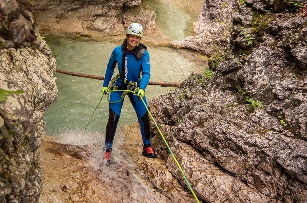 Canyoning in The Trilling Fratarica Bovec, Fratarica, Triglav, Slovenia #9b9fd37e-a9ad-4423-a51a-d758f0ef04bf