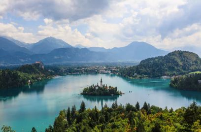 Let's Get to Know Bled by E-Bike  Bled, Triglav National Park, Slovenia #cf668037-fa64-4080-a6c1-e2707cd76fcc