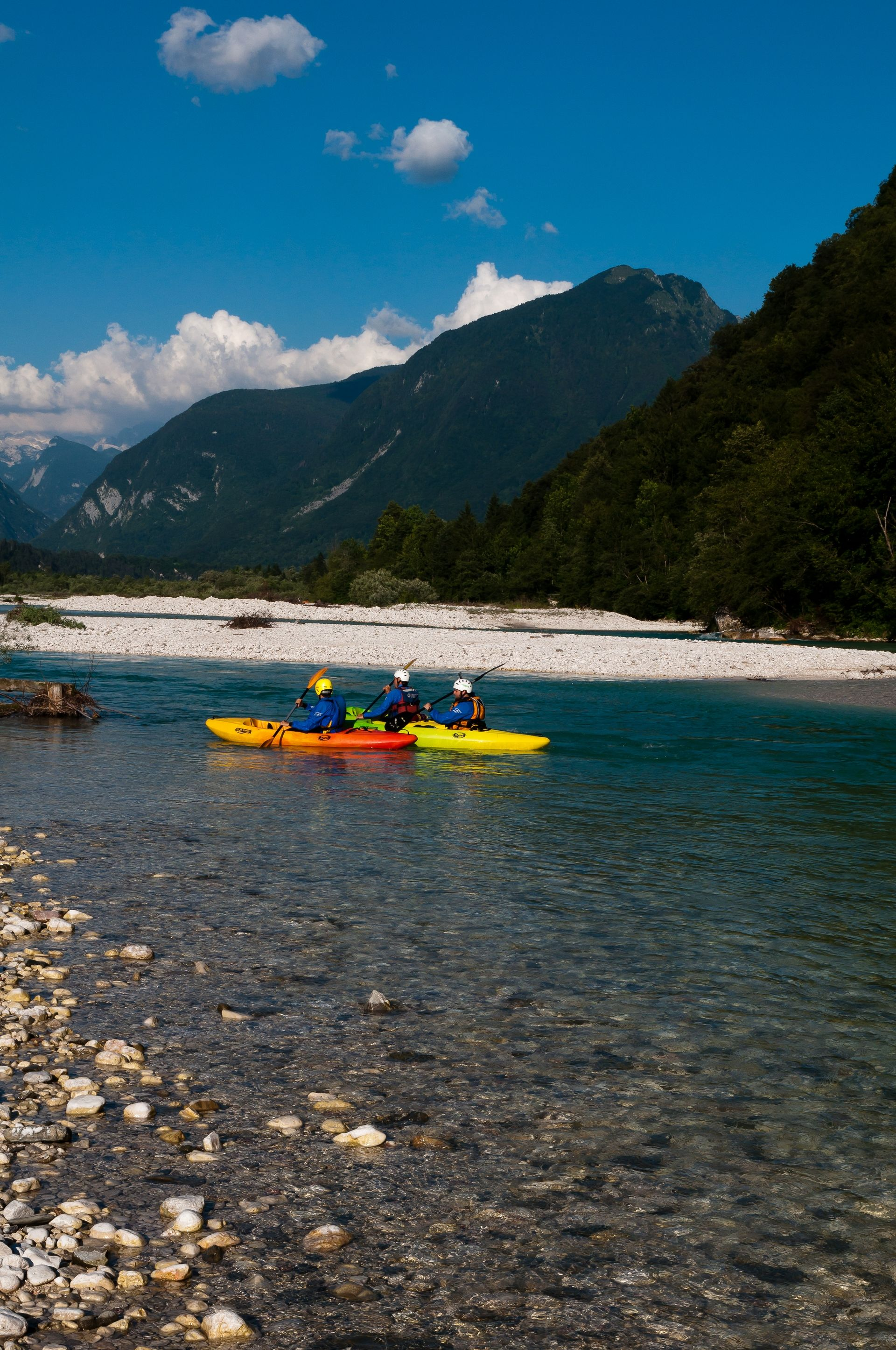 Private School in Bovec (2 x 2 hours) Bovec, Triglav National Park, Slovenia #8c8b2e6b-0630-428a-a778-862429d5f193
