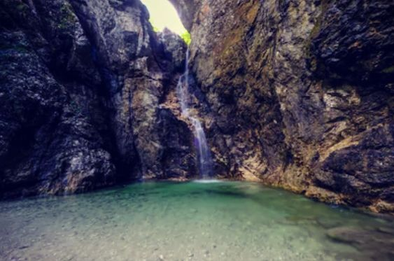 Extreme Canyoning in Kozjak and Fratarica Canyons Bovec, Fratarica, Triglav Park, Slovenia