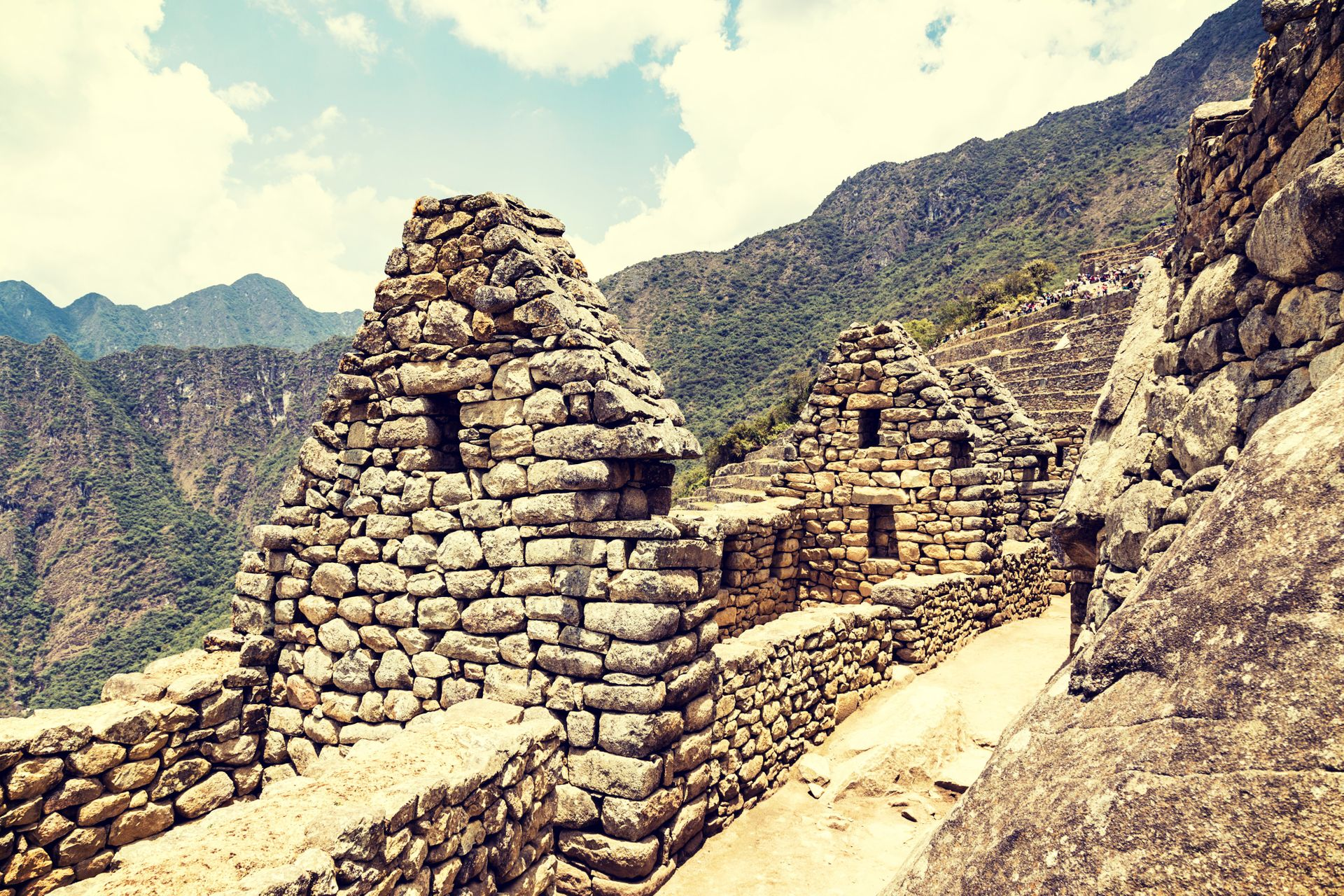 The Inca Trail Inca Trail, Machu Picchu, Cusco, Peru #cb647708-d107-4360-87cb-518a76cefe8f