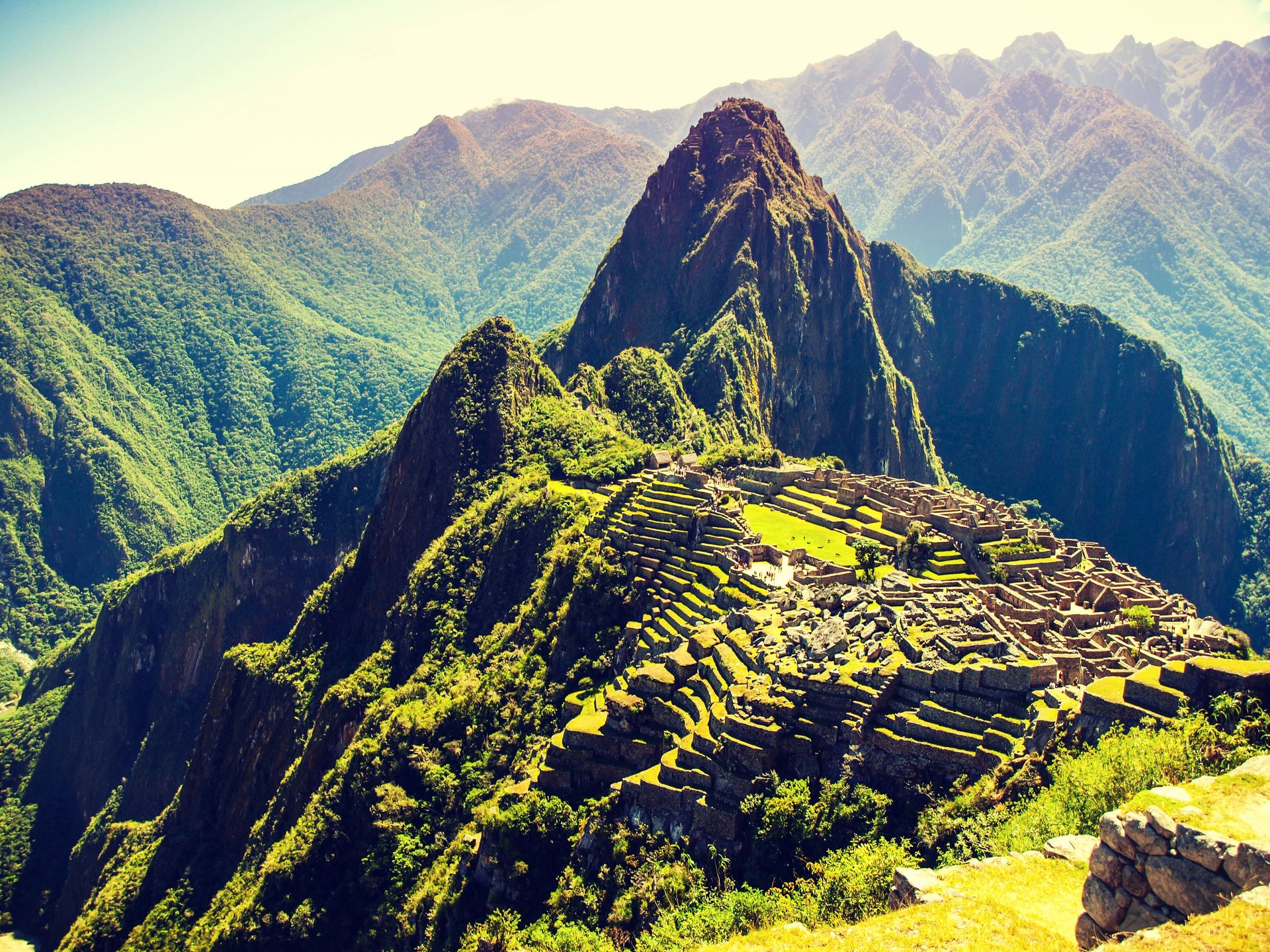 Inca Jungle Trek, Rainbow Mountain & Salt Flats Machu Picchu, Cusco, Peru #3296cbd2-16d8-439f-85f2-f263046ce190