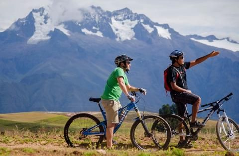 Cycle Peru with Inca Trail (Machu Picchu & the Sacred Valley) Machu Picchu, Sacred Valley, Peru #f54b7f0a-9b39-47b8-8a91-5fc5424ef900