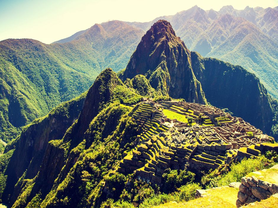 Cycle Peru with Inca Trail (Machu Picchu & the Sacred Valley) Machu Picchu, Sacred Valley, Peru #e2afb9ca-2858-4845-b004-6d83ad4daa2d