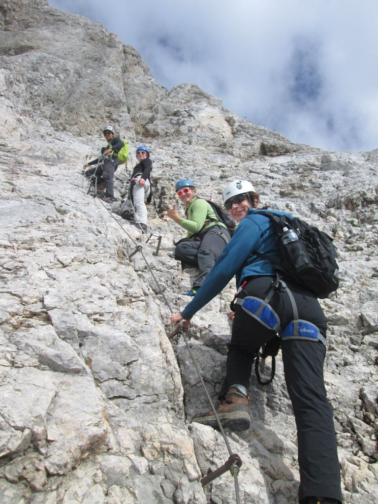 Guided Private Climb of Mount Triglav in Slovenia  Mount Triglav, Slovenia #8760dd7e-d2ab-4c0d-985f-9b76169a482c