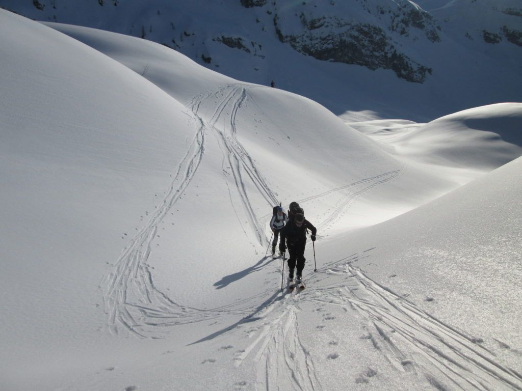 Julian Alps ski touring week, Slovenia Julian Alps, Slovenia