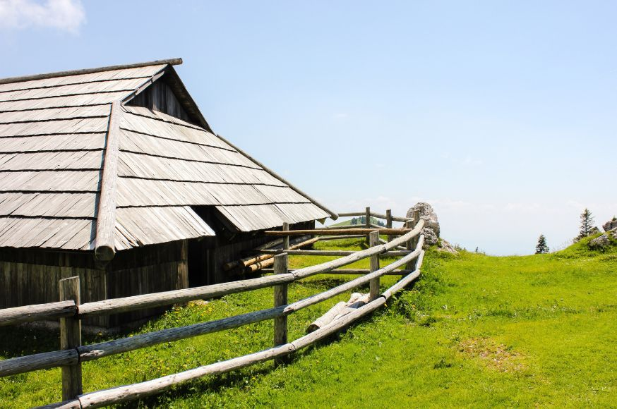 Cycle Through The Marvelous Velika Planina Velika Planina, Slovenia #a7ee5026-8cdb-4b5d-85af-f79cfbed0c61
