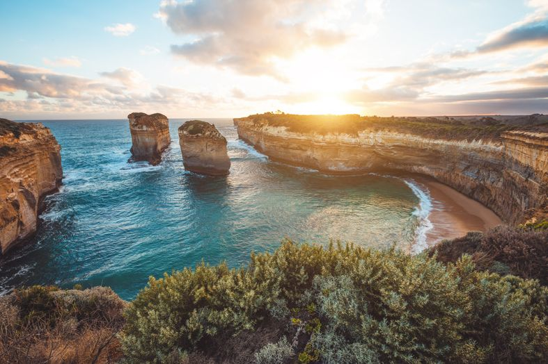 Great Ocean Road West–Melbourne to Adelaide Australia #2f5a5f03-1ee2-4d0a-a99e-7da091031d96